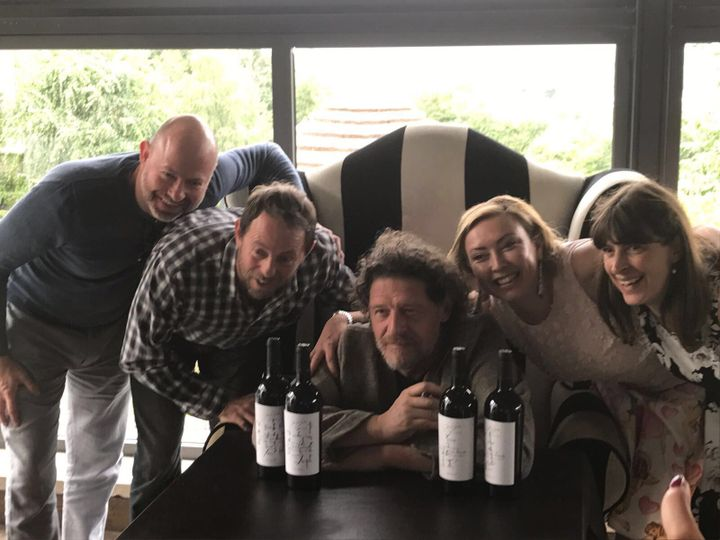 Marco Launches His Exclusive Wine Collection